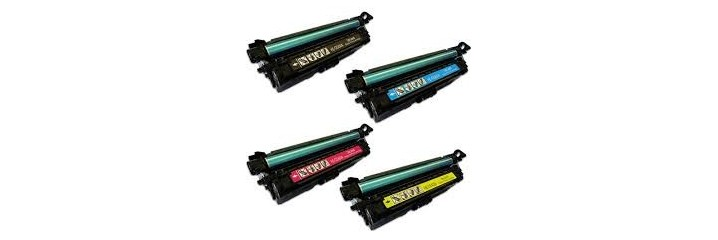 Toner color compatible Hp