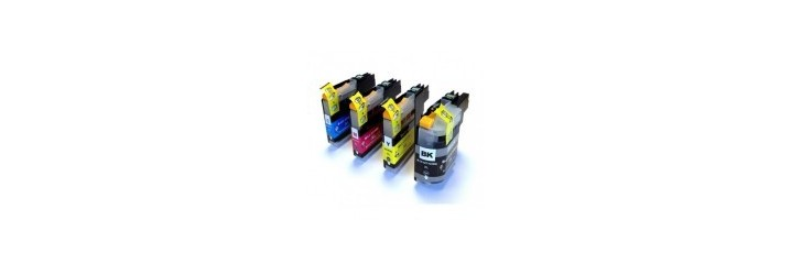 COMPATIBLE BROTHER LC221-223